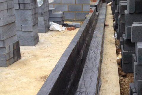 High Density DPC build