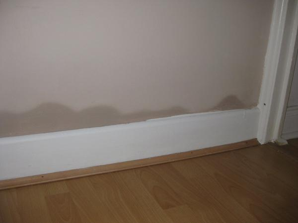 Bedroom Floor Damp