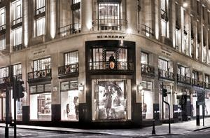 Burberry, 121 Regent Street, London