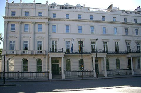 German Embassy, London