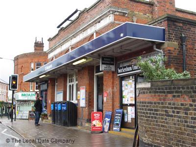 Damp Proofing St Margaret's Station, Twickenham.
