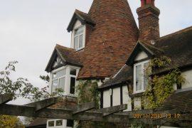 Damp Proofing, Hollingbourne, Kent.
