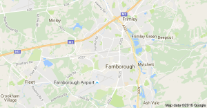 map-farnborough