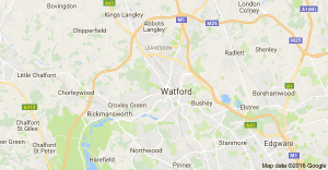 map-watford