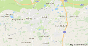 map-redhill