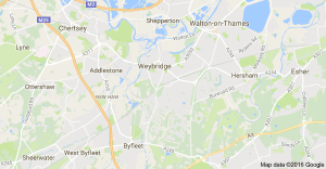map-weybridge