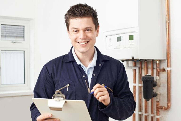 Service your boiler