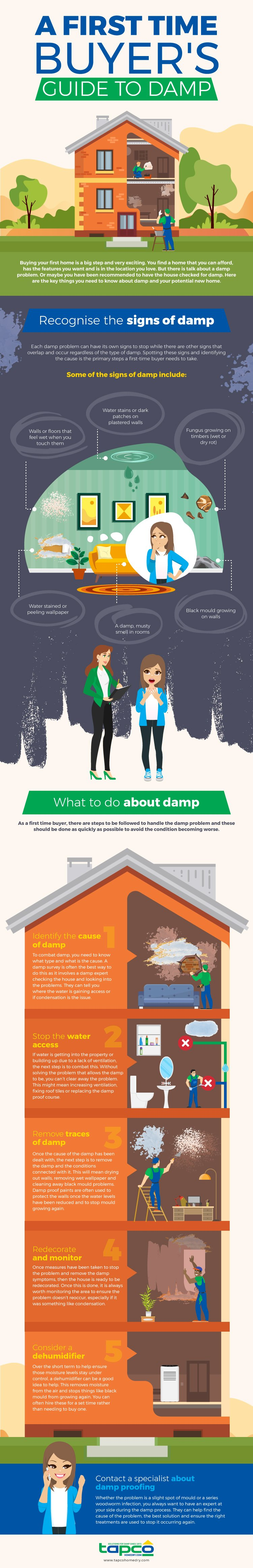 A First Time Buyer's Guide To Damp